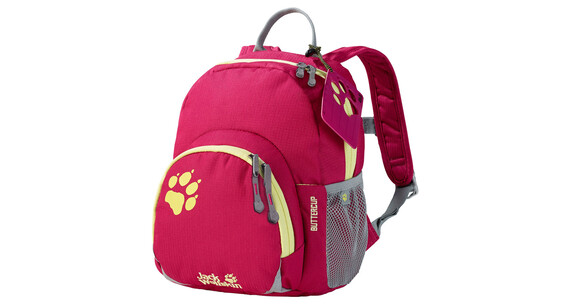 Jack Wolfskin Buttercup Backpack Kids azalea red